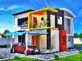 Photo 3BHK+3T (1,600 sq ft) + Study Room Villa in...