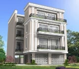 Photo 3 BHK 2451 Sq. Ft. Independent floorFF incl...