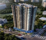 Photo 1 BHK 394 Sq. Ft. Apartment for Sale in Puneet...