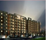 Photo 3 BHK 1644 Sq. Ft. Apartment for Sale in Nester...