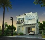 Photo 3 BHK 1917 Sq. Ft. Villa for Sale in Ramky...