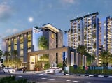 Photo Sri Aditya Athena, Shaikpet - 3 BHK Apartment -...