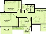 Photo 2BHK+2T (1,435 sq ft) Apartment in Sector 67,...