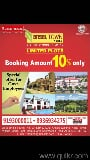 Photo 1017 Sq. ft Plot for Sale in Shamshabad Road, Agra