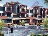 Photo TDI Tuscan 3BHK Floors in Mohali, Residential...