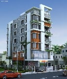Photo 4BHK+3T (2,100 sq ft) Apartment in Lake Market,...