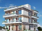 Photo Green Field Colony - 4 BHK Independent Floor -...
