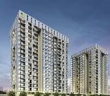 Photo 3 BHK 1536 Sq. Ft. Apartment for Sale in DNR...