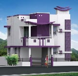 Photo Ondipudur - 3BHK - Villa - Dhanaas Mathura