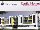 Photo KJ Castle Homes - 1, 2, 3 BHK apartments on sale