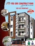 Photo Korattur - 2BHK - Apartment - Yes Gee Heritage