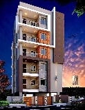 Photo 2BHK+2T (1,000 sq ft) + Pooja Room Apartment in...