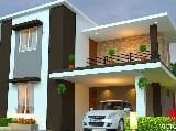 Photo 3BHK+3T (1,250 sq ft) Villa in Kozhinjampara,...