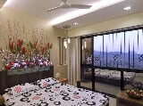 Photo 3BHK+3T (1,457 sq ft) Apartment in Thane West,...