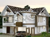 Photo 4BHK+4T (2,100 sq ft) + Pooja Room Villa in...