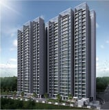 Photo 2BHK+2T (861 sq ft) Apartment in Thane West,...