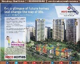 Photo Hero Homes Mohali 3 Bhk Flat for Sale in Hero...