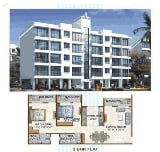 Photo 2 BHK Flats & Apartments for Sale in Panvel,...