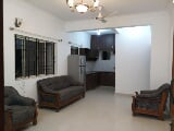 Photo 1 BHK Apartment in R. T. Nagar for rent -...