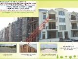 Photo 200/300 Yds 3BHK Independent Floors at Omaxe...