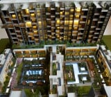 Photo 4 BHK 6560 Sq. Ft. Apartment for Sale in Marvel...