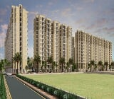 Photo 1 BHK 325 Sq. Ft. Apartment for Sale in Manglam...