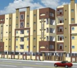 Photo 3 BHK 1530 Sq. Ft. Apartment for Sale in Apace...