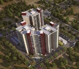 Photo 2 BHK 692 Sq. Ft. Apartment for Sale in Kiara...