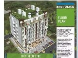 Photo 3BHK+3T (1,300 sq ft) Apartment in Sector 9...