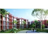 Photo 1 BHK 601 Sq. Ft. Apartment for Sale in Ambuja...