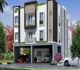 Photo 2 BHK 800 Sq. Ft. Apartment for Sale in Agni...