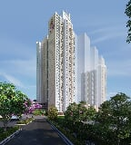 Photo 3BHK+3T (877 sq ft) Apartment in Kalyan West,...