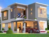Photo 3 BHK 1500 Sq. Ft Villa for Sale in Pirayari,...