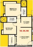 Photo 2 Bedroom Apartment / Flat for sale in Kharadi,...