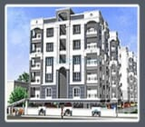 Photo 2 BHK 1000 Sq. Ft. Apartment for Sale in Ramky...