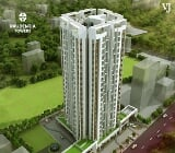 Photo 2 BHK 630 Sq. Ft. Apartment for Sale in Vilas...